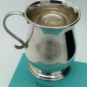 Antique Tiffany & Co. 925 Sterling Jar